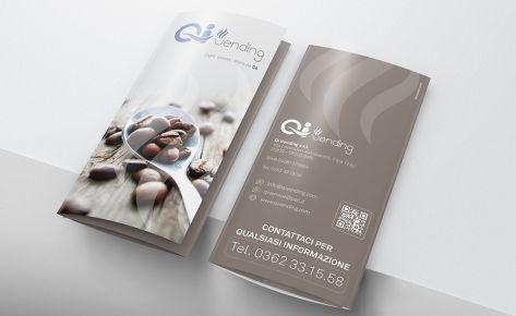 Flyer Qi Vending
