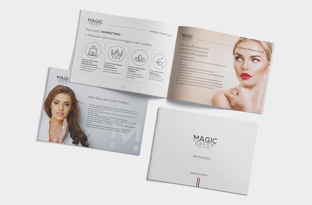 Company profile MAGIC GROUP