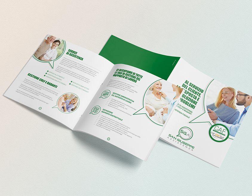 Brochure San Giuseppe Assistenza