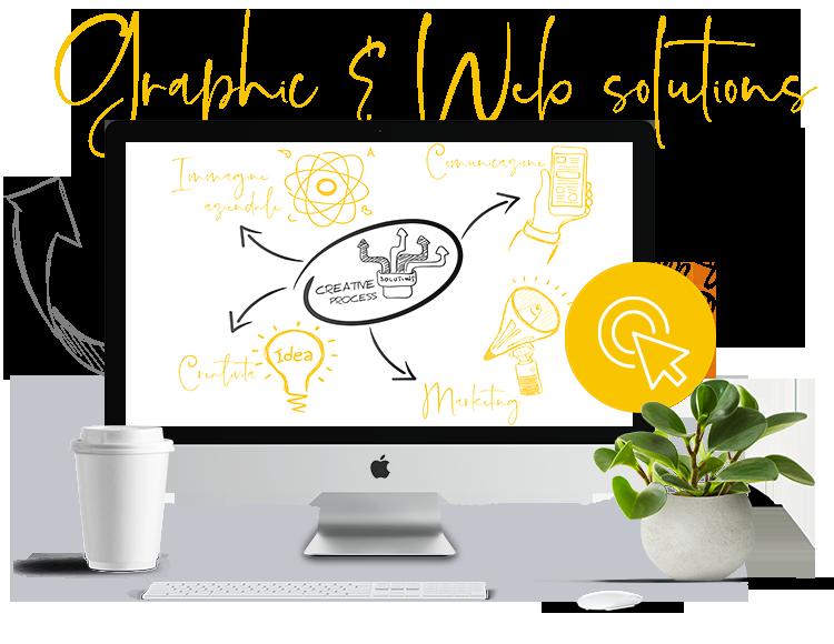 Siti web e grafica pubblicitaria