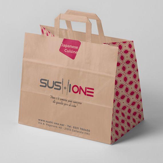 Packaging e Shoppers: Shopper_SUSHIONE