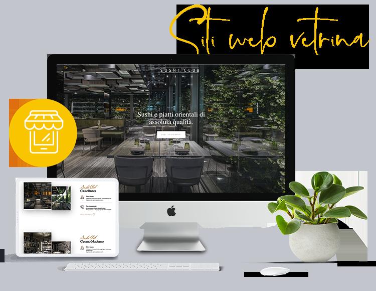 Siti-web-vetrina