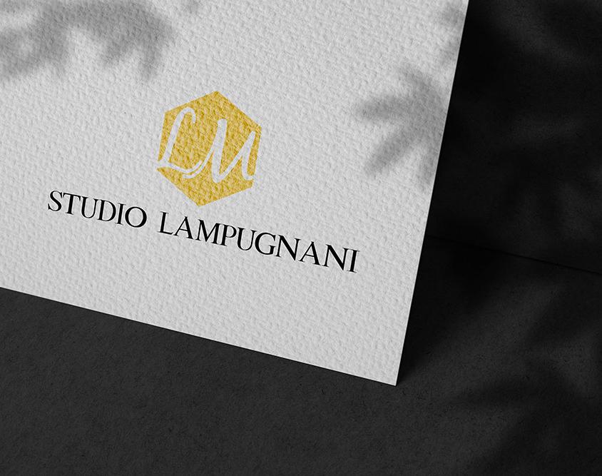 Realizzazione logo Studio Lampugnani