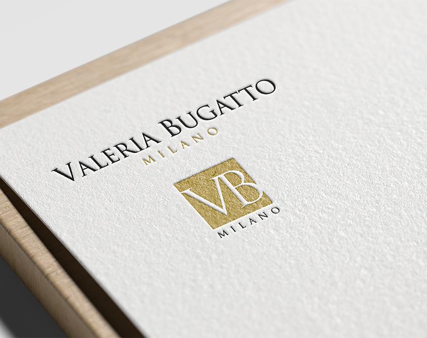 Realizzazione logo Valeria Bugatto Gioielli
