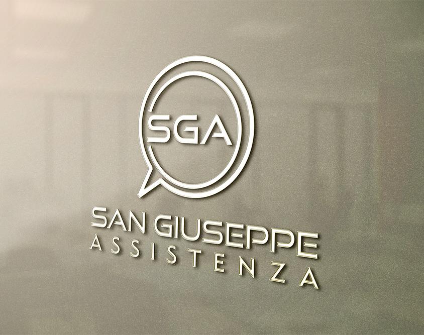 Realizzazione logo San Giuseppe Assistenza
