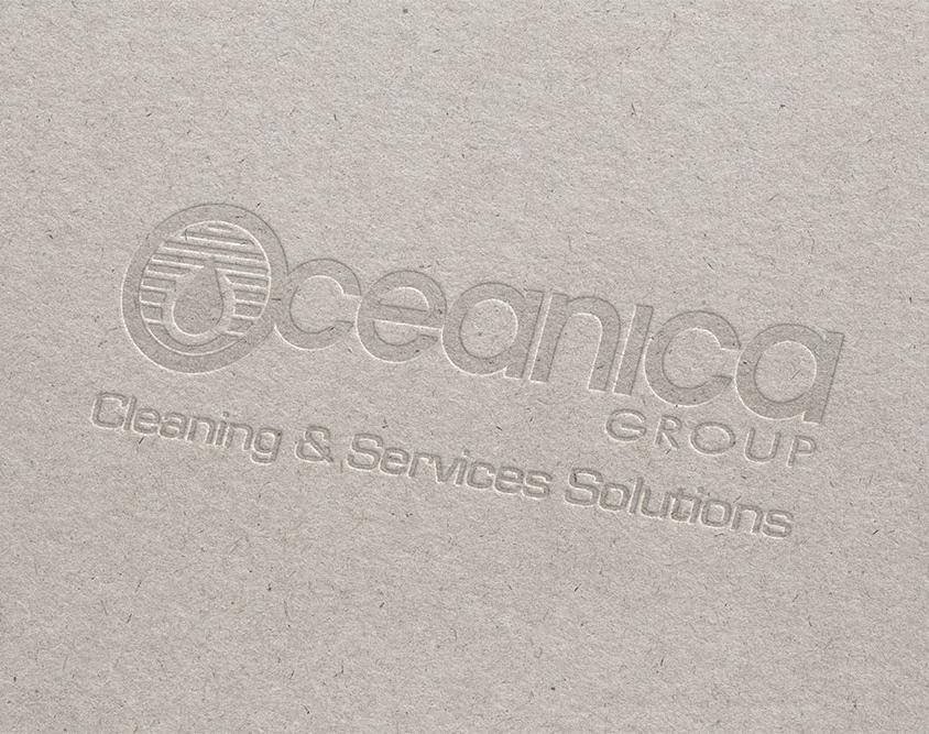 Realizzazione logo Oceanica Group
