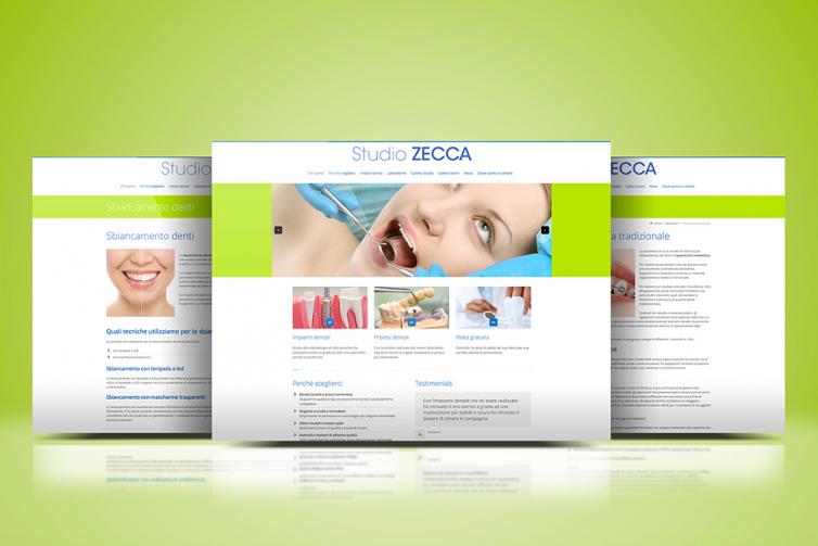 Sito web STUDIO ZECCA